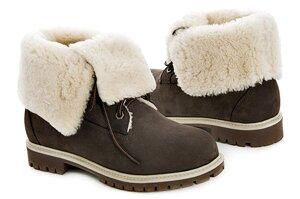 Зимние ботинки на меху Forester 50919-223007