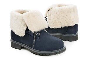 Зимние ботинки на меху Forester 50919-225004