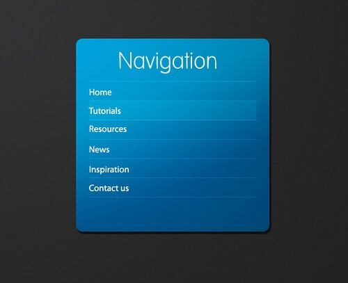 Navigation Bar by dunne_ben.