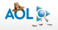 AOL Thanksgiving